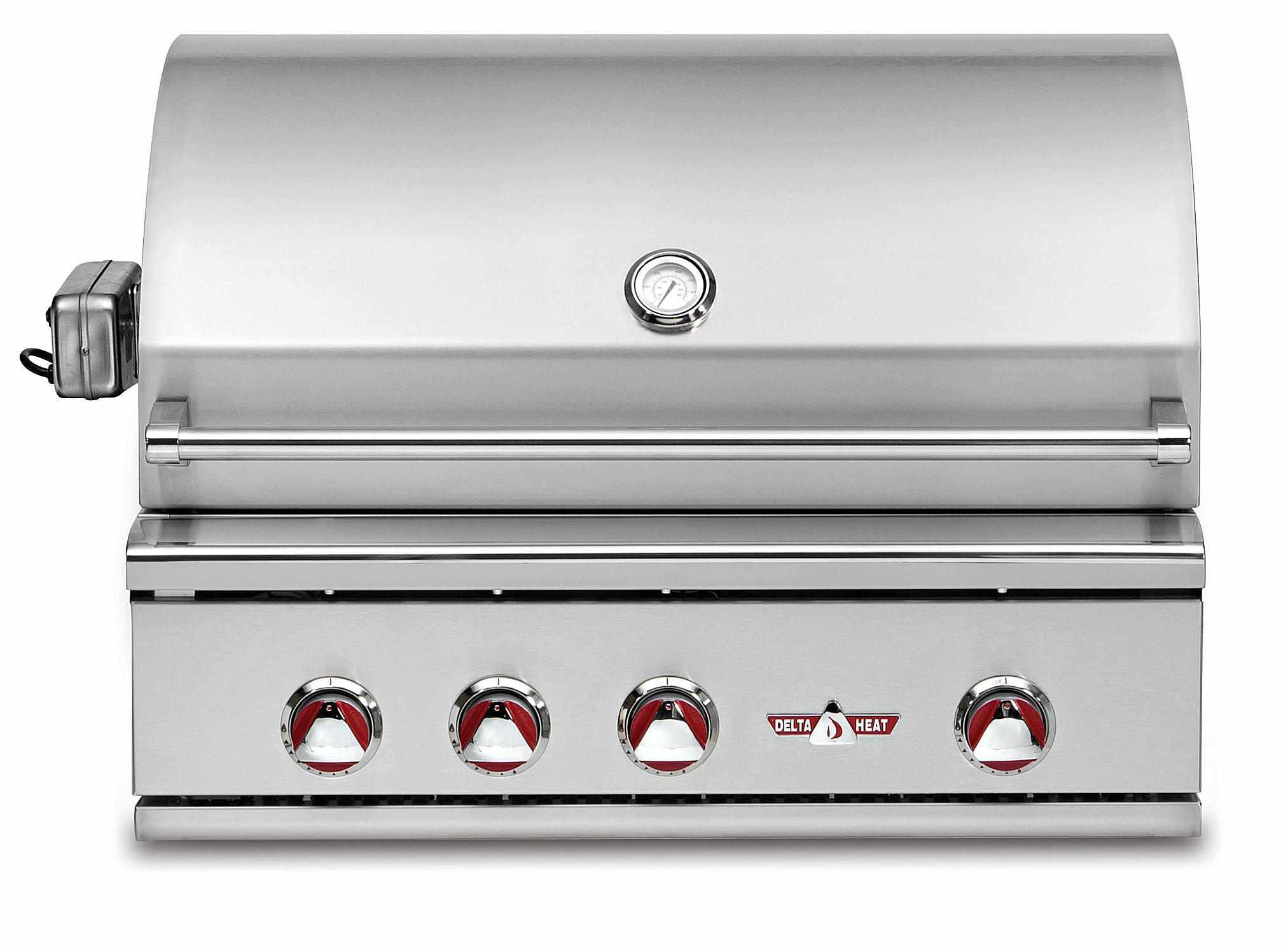 best outdoor kitchen grills brick delta heat 32inch model dhbq32rb the 10 best gas grill inserts under 4000 to buy in 2019