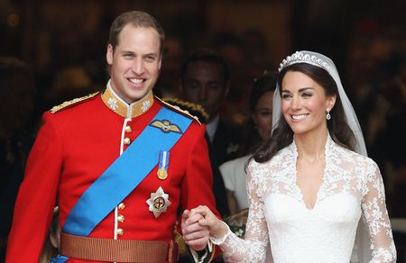 The Royal Reception Menu Of Prince William And Kate
