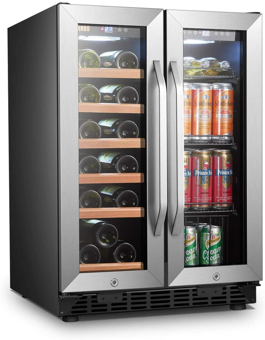 lanbo drink refrigerator