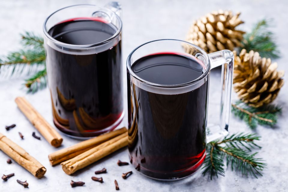 Vino caliente caliente polaco (Grzaniec Galicyjski)