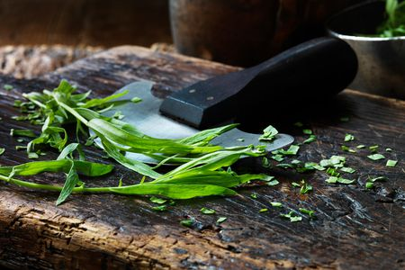 Buying and Cooking Guide for Greek Herb Tarragon