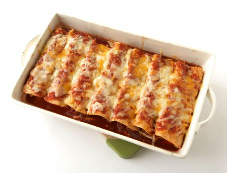 Tyler Florences Chicken Enchiladas Recipe