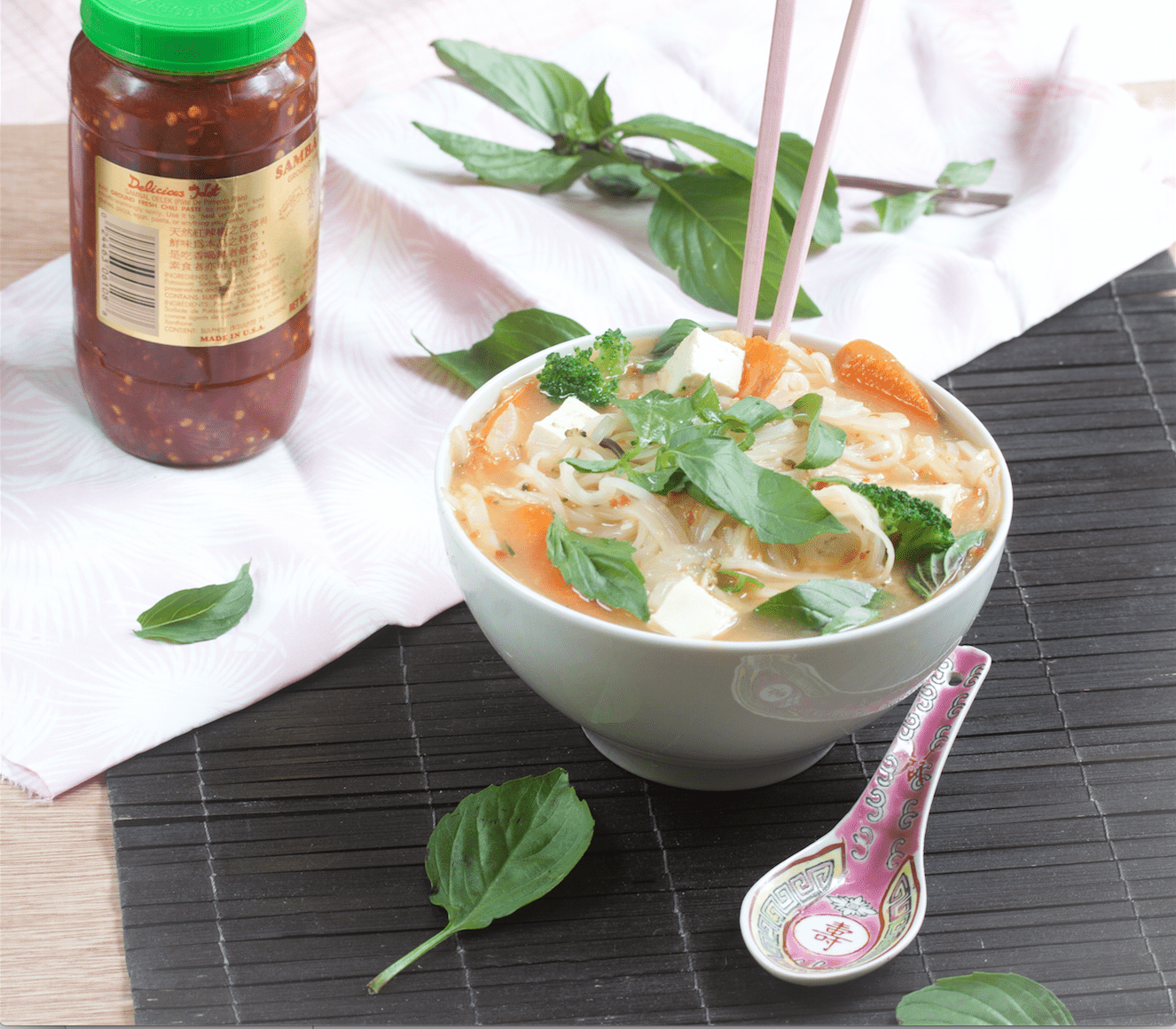 Vegan Pho (Tofu Noodle Soup) Recipe