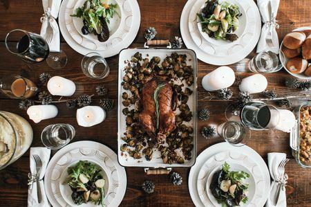 melanie defaziostocksy united - Classic Christmas Dinner