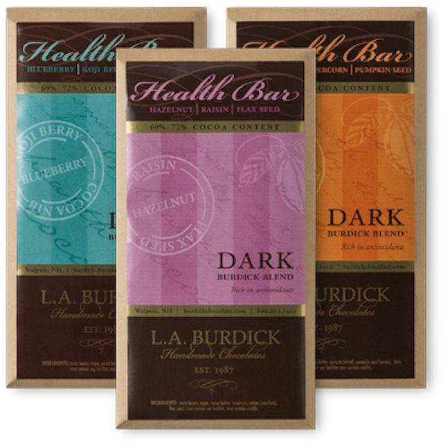 L.A. Burdick Health Bar Set