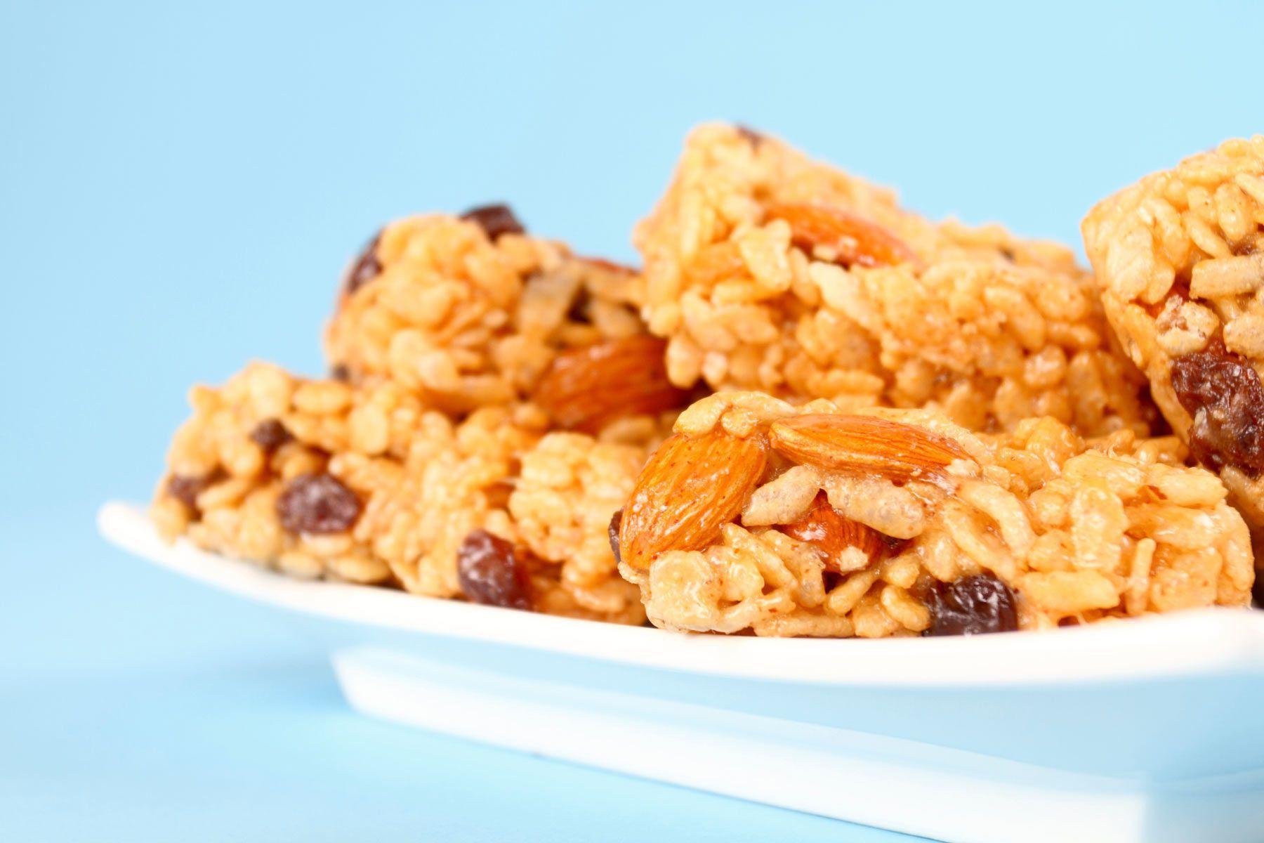 Flexible Crispy Bar Cookies