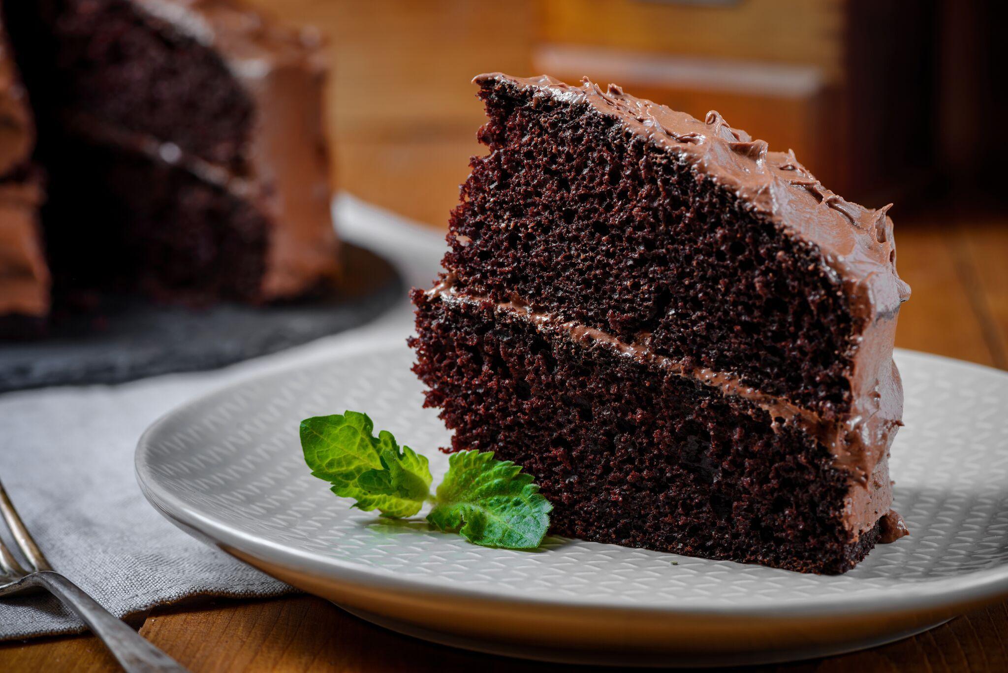 Classic And Easy Chocolate Cake Recipe