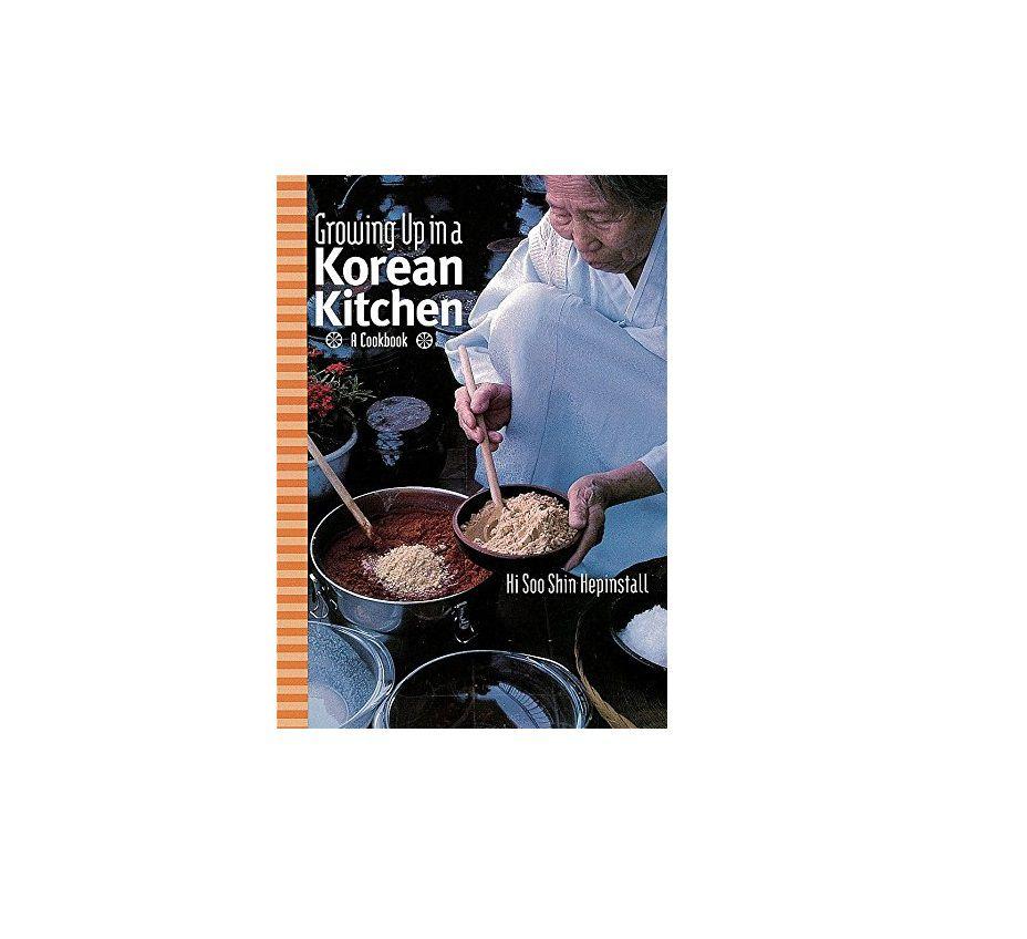 The Best Korean Cookbooks Written in English