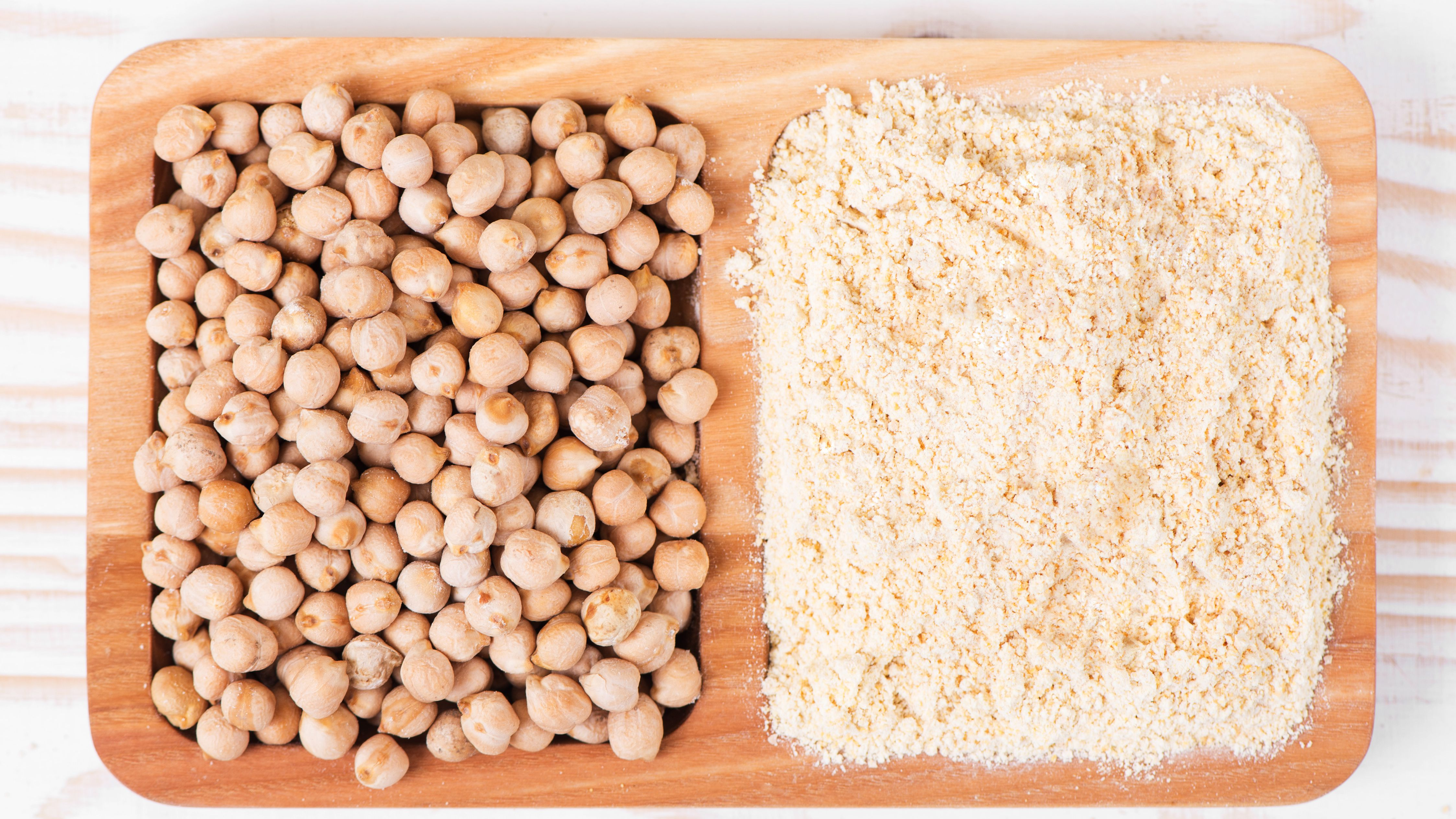 How to Make Chickpea Flour