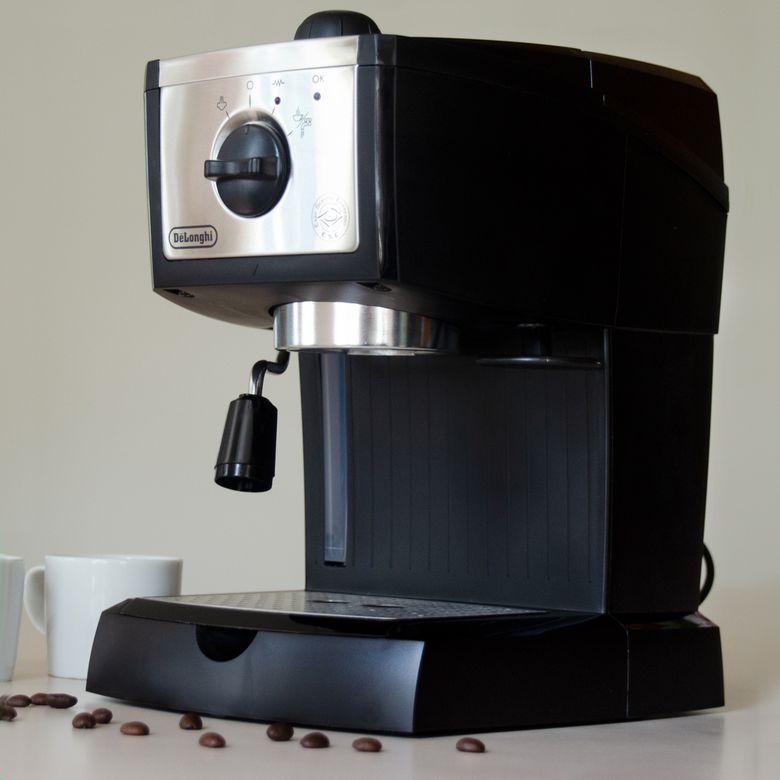 Delonghi Ec 155 Manual Espresso Machine Review Cost Effective