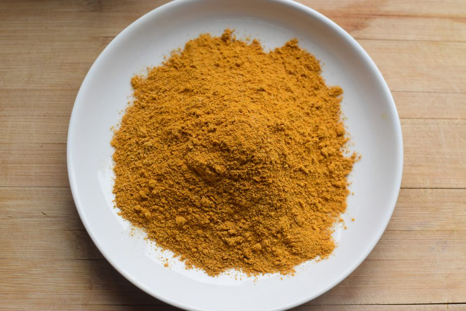 Nigerian Curry Powder Recipe
