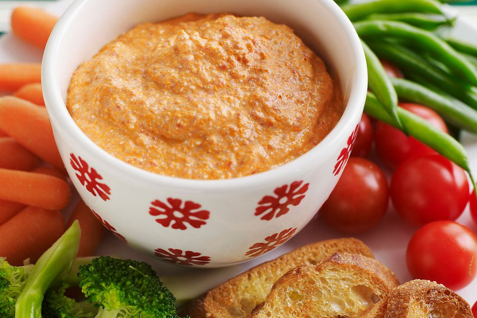 Salsa de tomate con crema agria