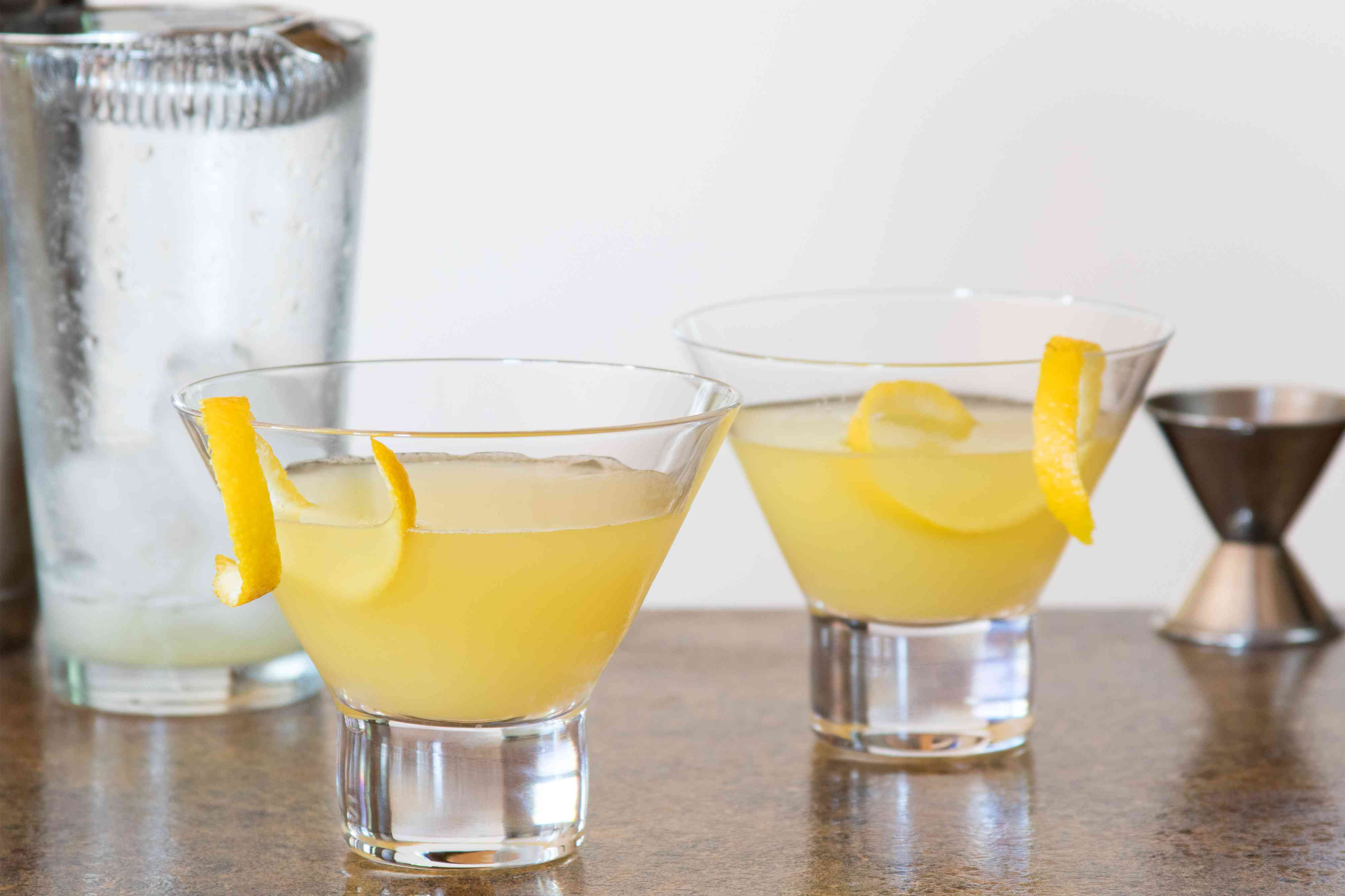 Park Avenue Cocktail