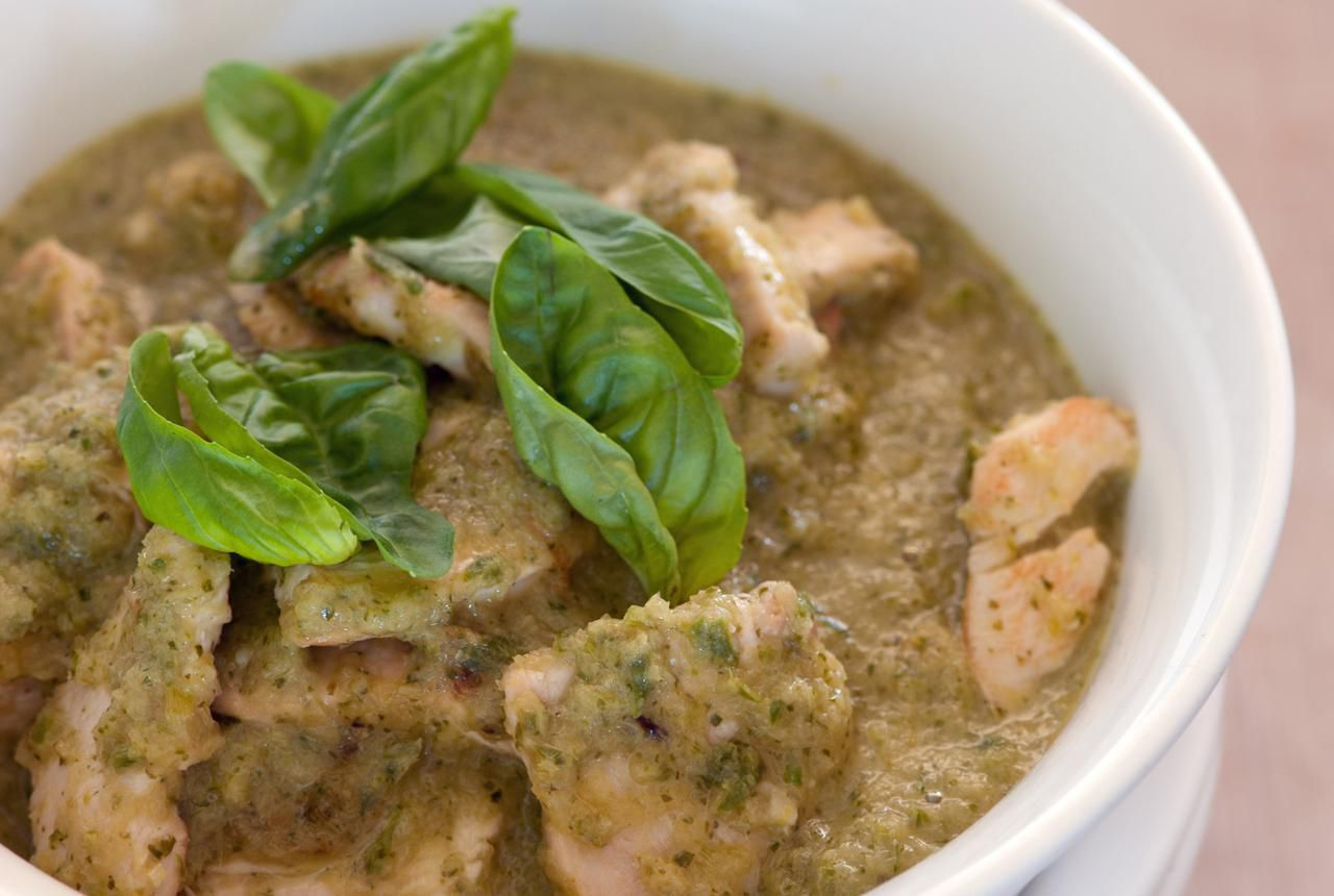 Fall in Love With Thai Food Featuring Green Curry