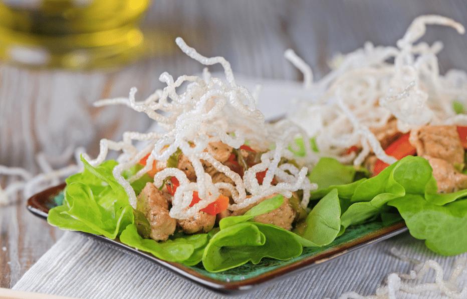 Thai Crispy Rice Noodles