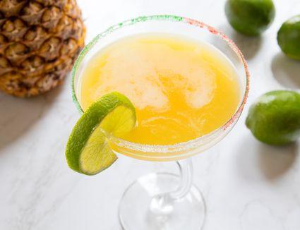 Cinco Herradura Pineapple Margarita With Tequila Herradura