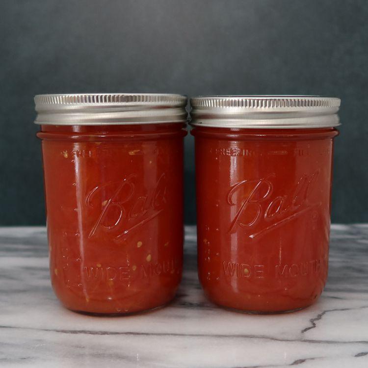 Tomato Sauce Recipe Test