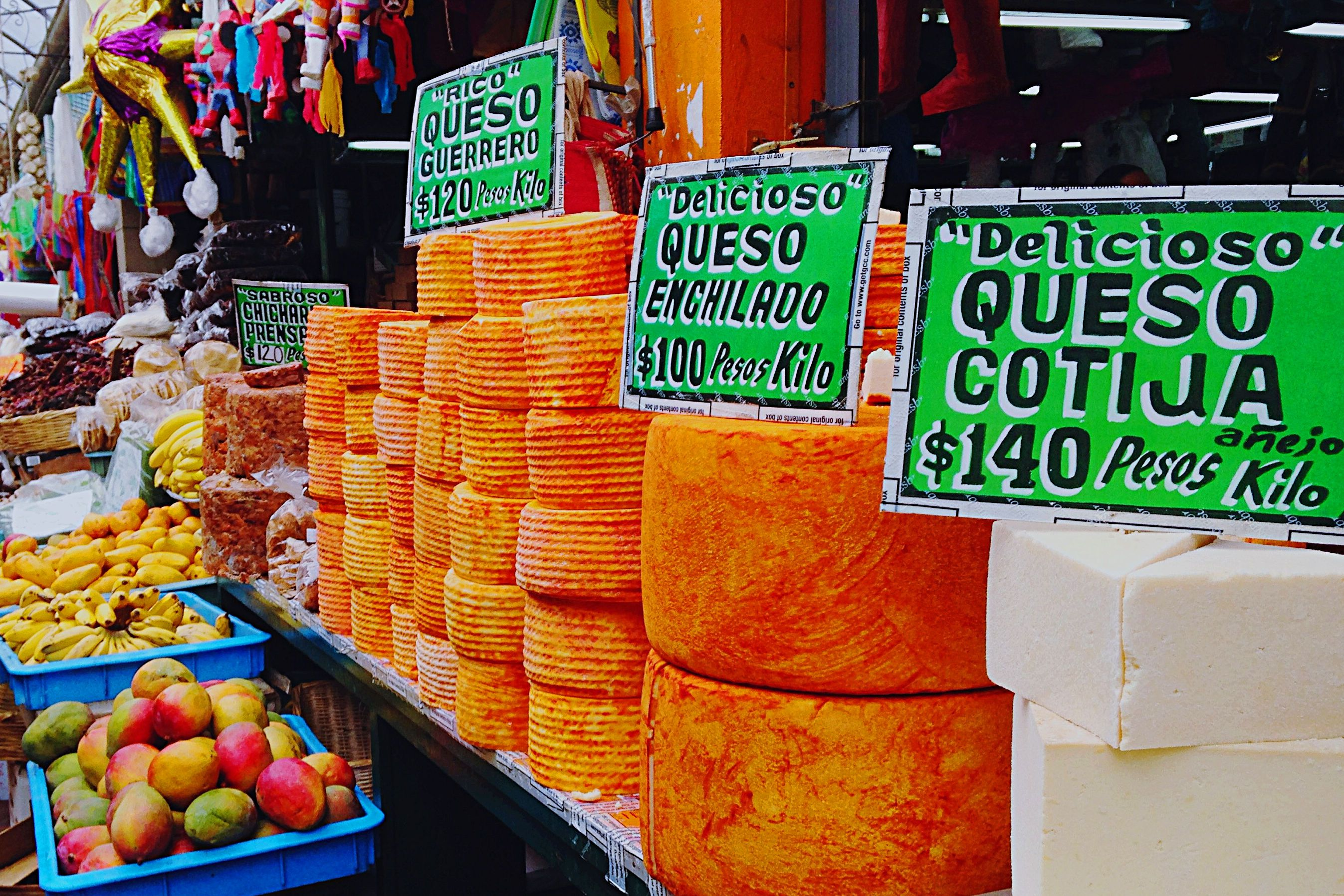 A Brief Tour of Mexican Cheeses