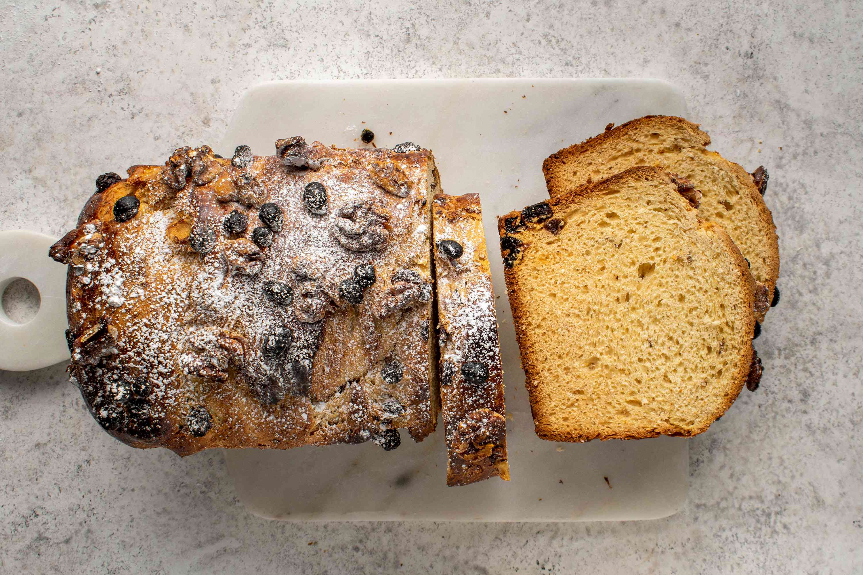 Cozonac: Romanian Easter and Christmas Bread
