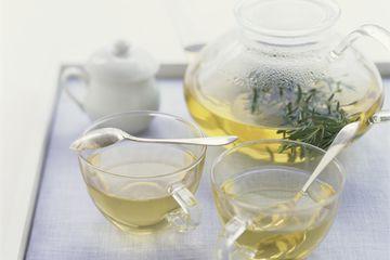 Brewed tea