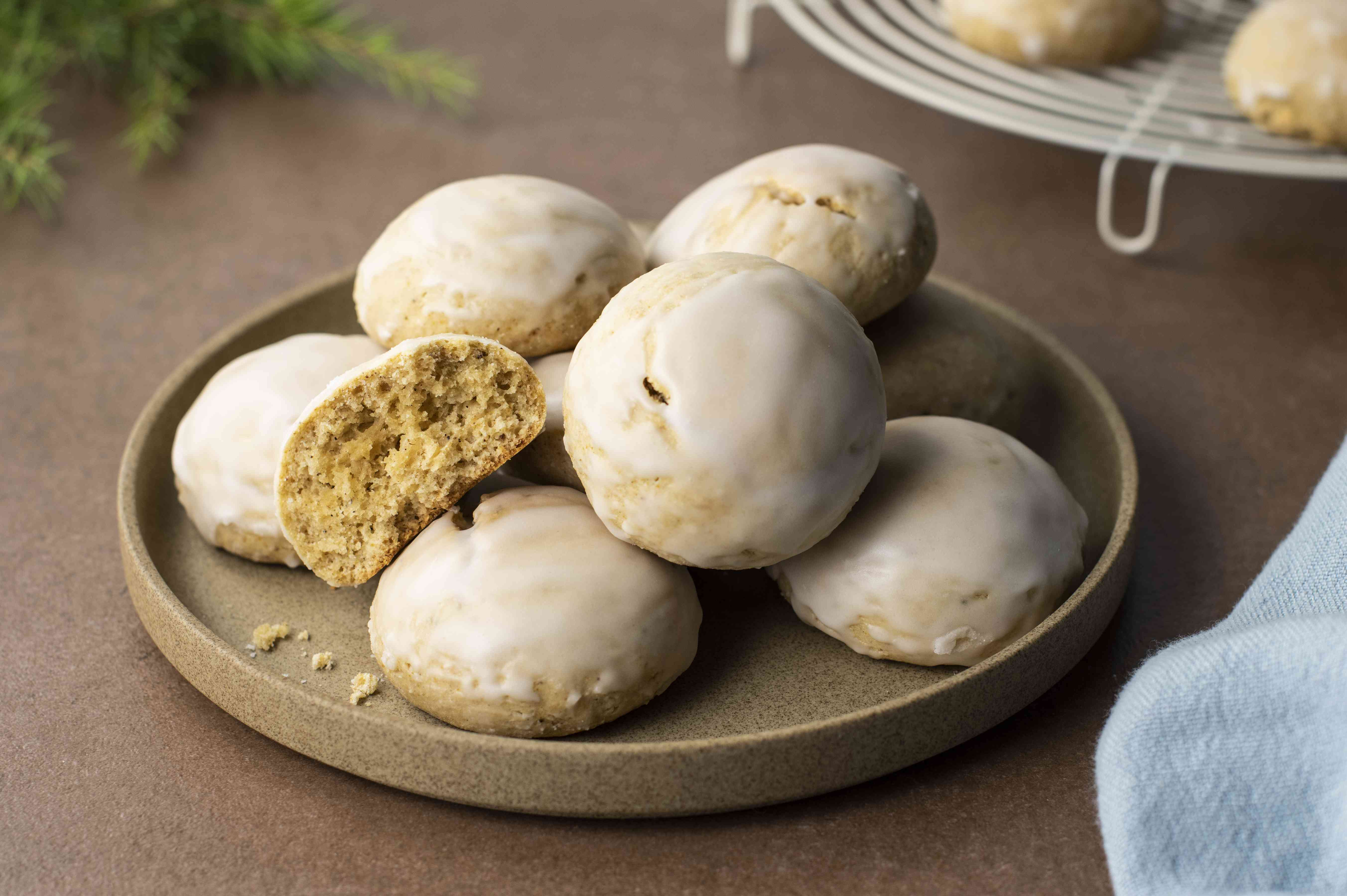 Russian spice cookies pryaniki recipe