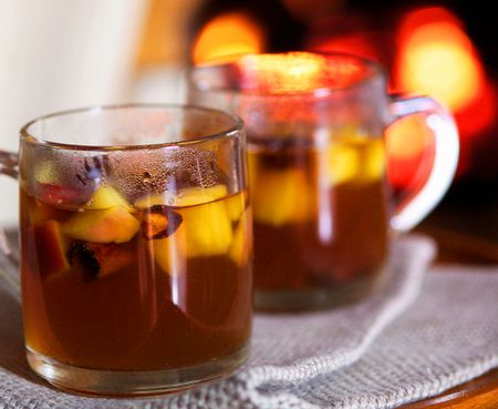 hot fruit punch - Christmas Punch Recipes With Alcohol