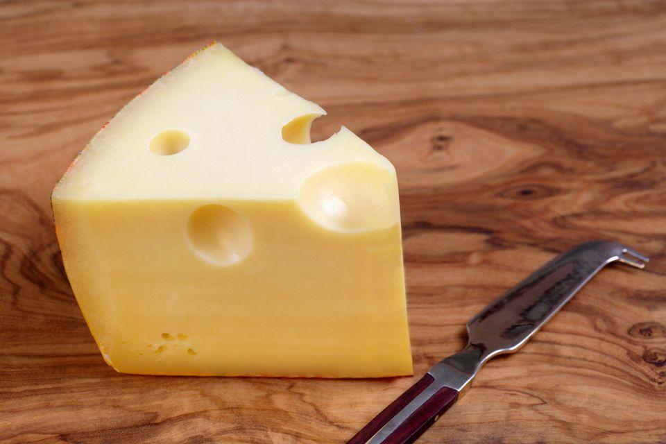 Gruyere cheese