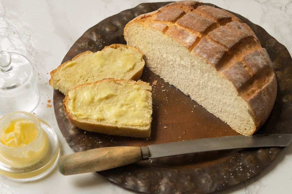 Traditional Yeast Bread Recipe