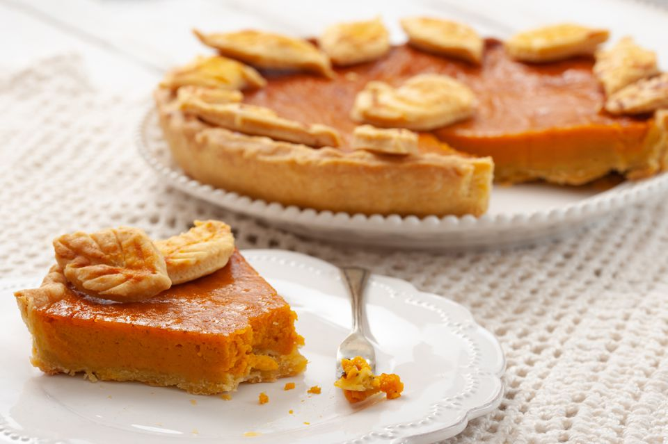 Cardamom pumpkin pie recipe
