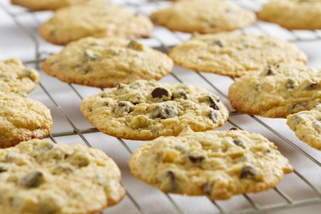 Sugar Free Vegan Chocolate Chip Cookies Recipe