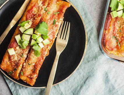 Easy 30-Minute Mexican Enchiladas Recipe