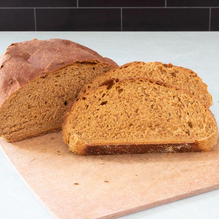 Pumpernickel Bread Tester Image