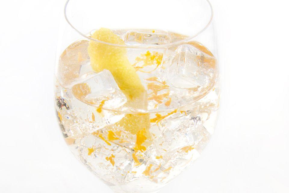 Elderflower Cocktail