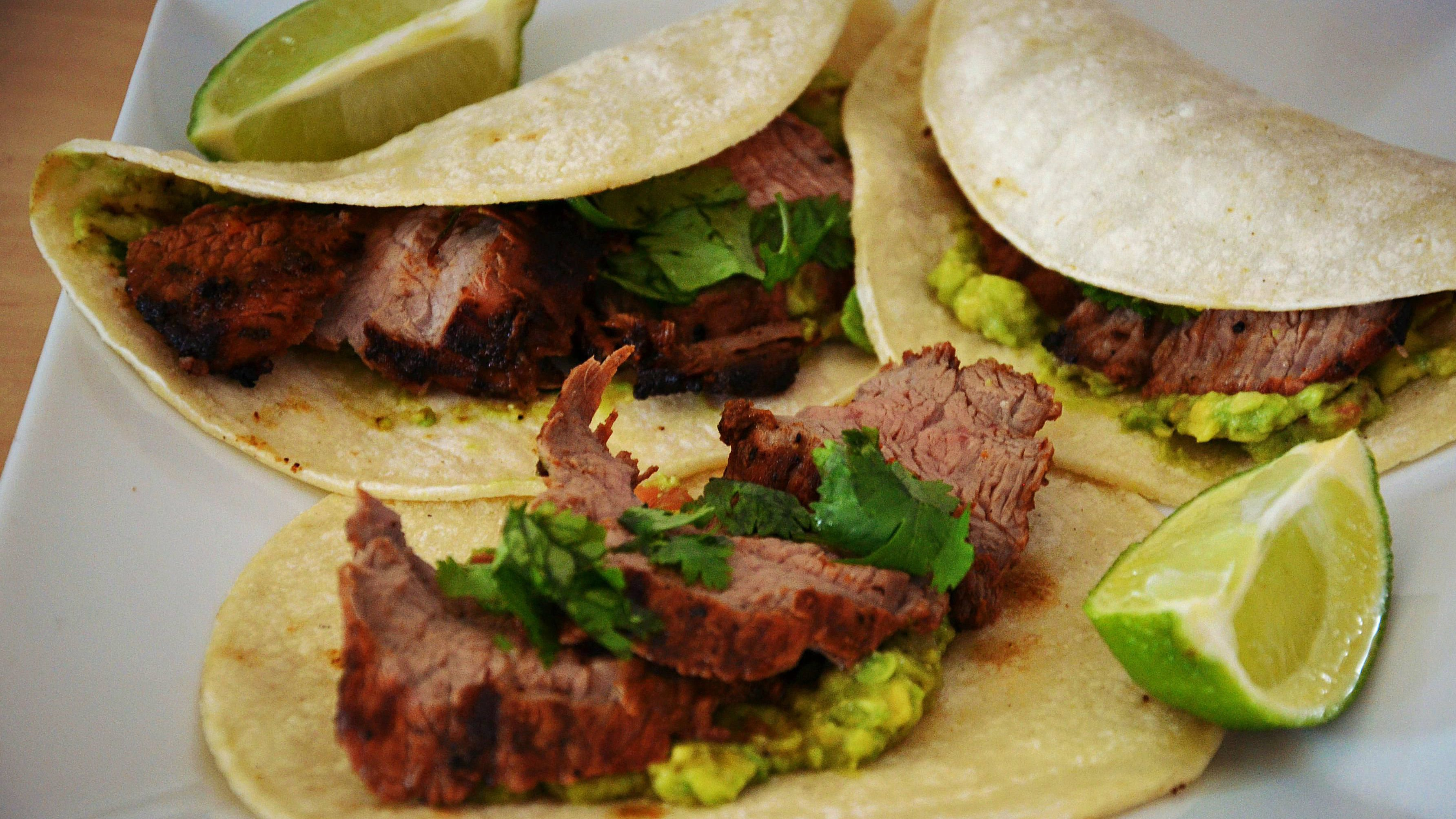 Tri Tip Steak Tacos Recipe