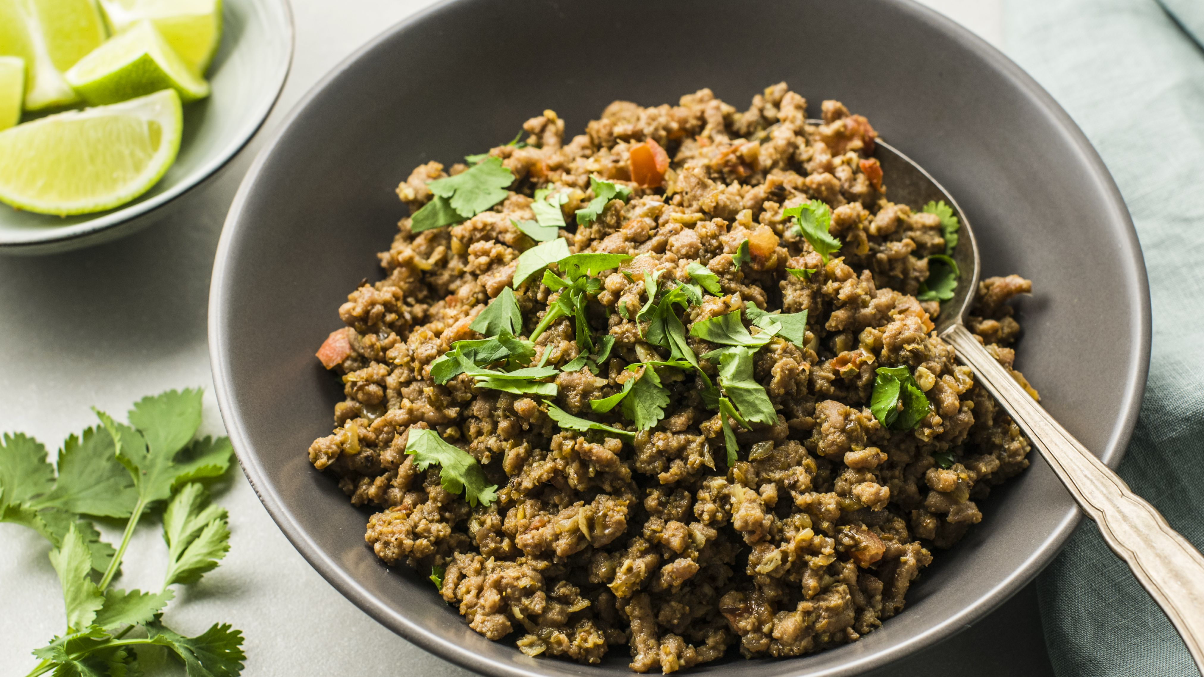 Indian Masala Kheema Recipe Dry Spicy Minced Meat