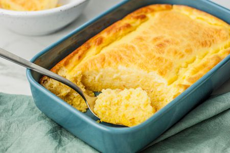 Old-Fashioned Southern Spoon Bread