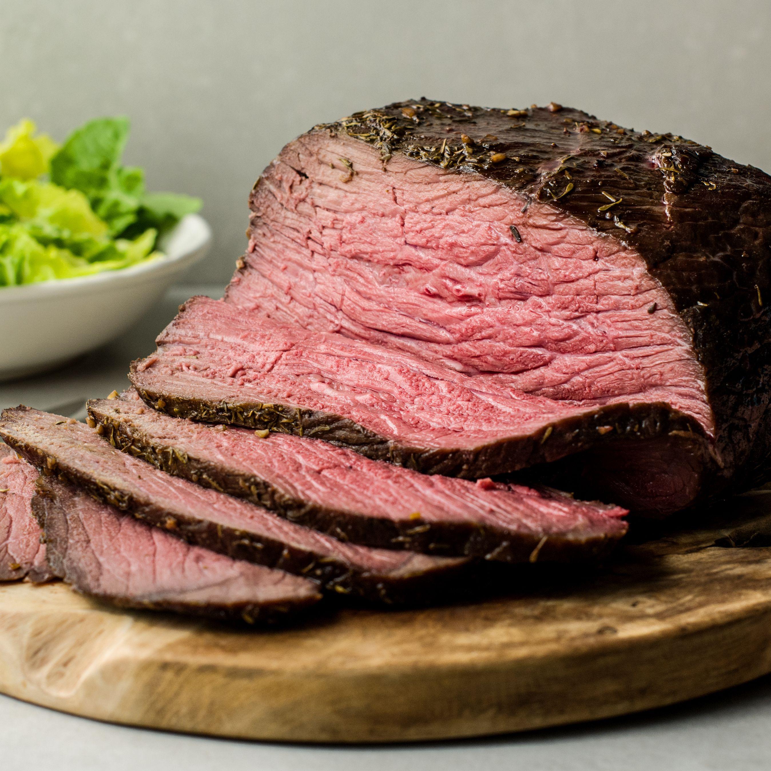 Marinated Roast Beef Recipe