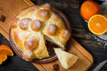Image result for Day of the dead bread