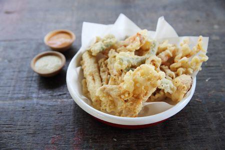 Japanese vegetarian and vegan food recipes vegetable tempura forumfinder Images