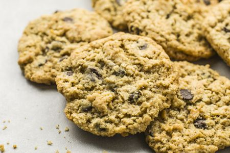 Ranger Cookies With Oats, Coconut, and Cereal