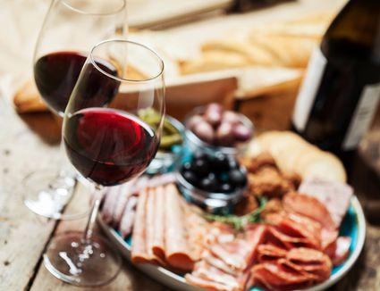 Beaujolais wine