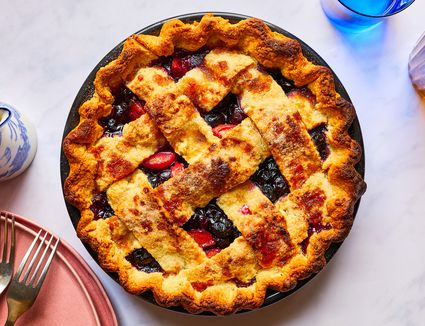 buttery flaky pie and tart crust