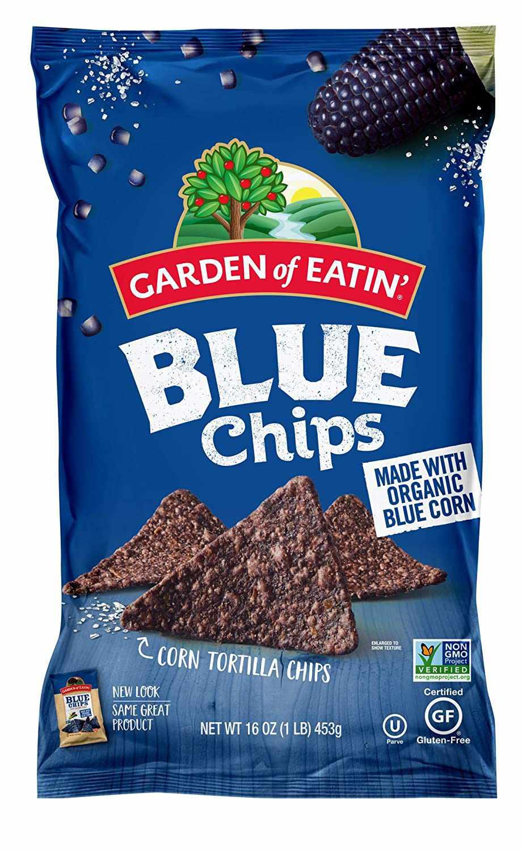 Garden of Eatin' Blue Corn Tortilla Chips