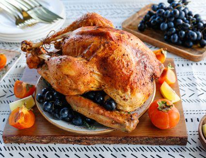 Pavochon roasted turkey recipe