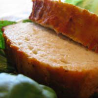 Baked Frozen Gefilte Fish Loaf Baked in Tomato Sauce