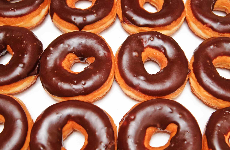 Glazed Raised Doughnuts