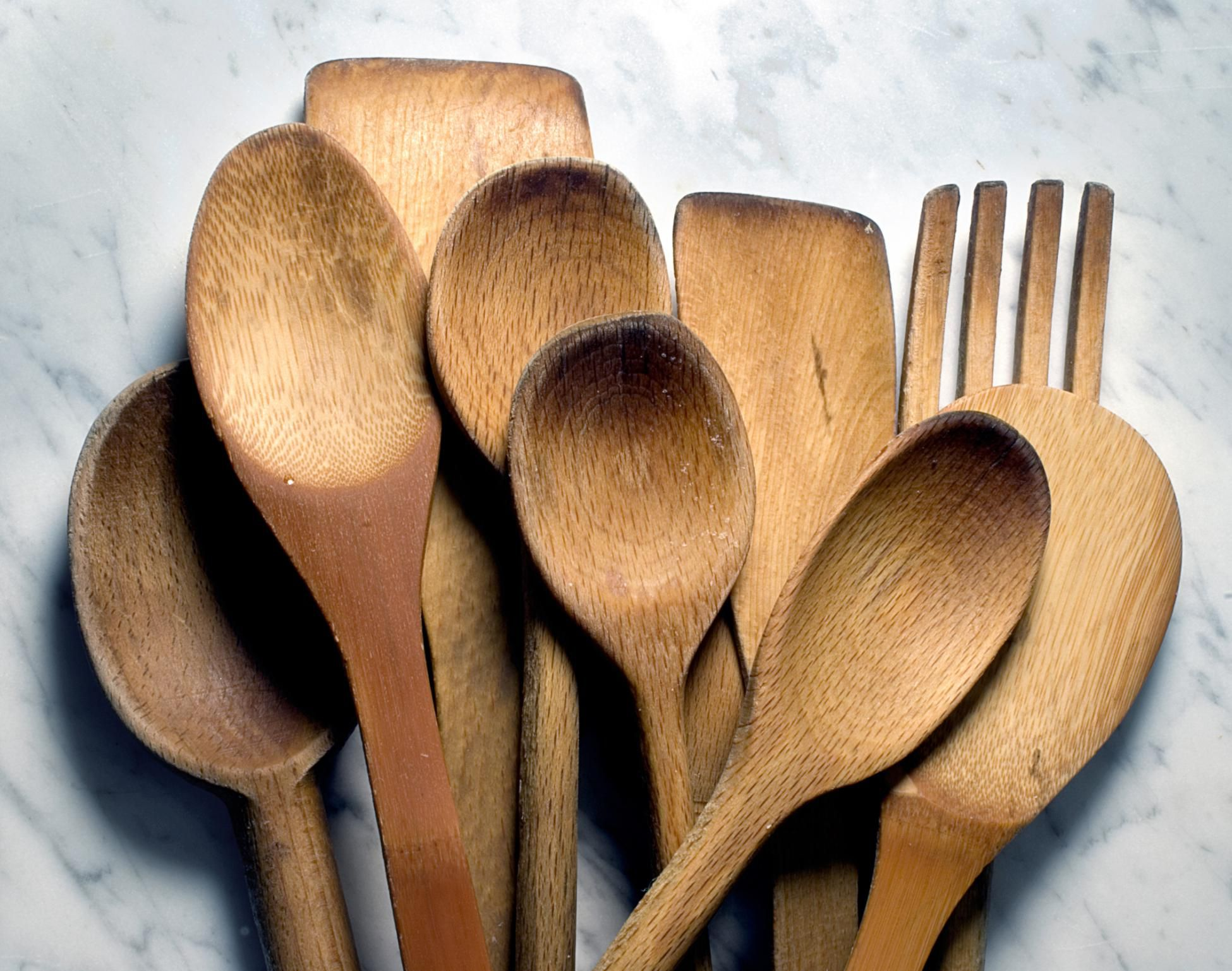 Caring for Wooden Spoons and Other Utensils