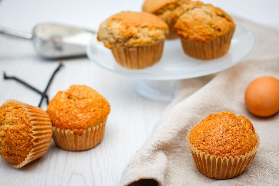 Basic muffins recipe