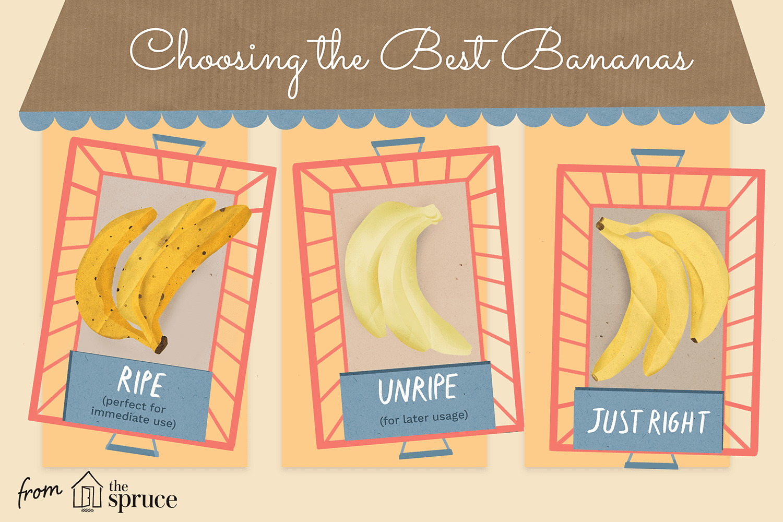 choosing the best bananas