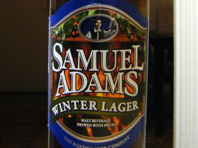 sam adams porter